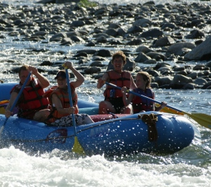 Rafting in Seattle