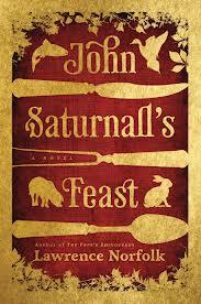 John Saturnall's Feast What's on my bookshelf