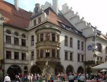 Hofbrauhaus in Munch