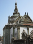 Flower temple